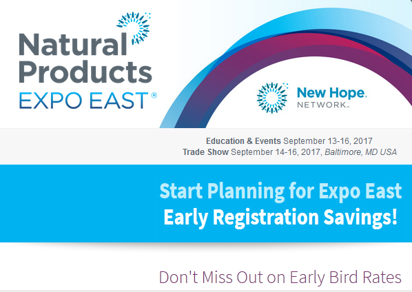 Expo East 2017